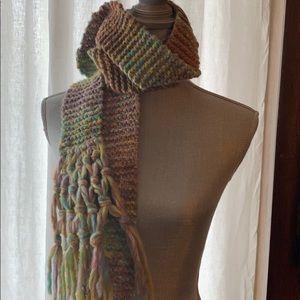 Free People skinny scarf